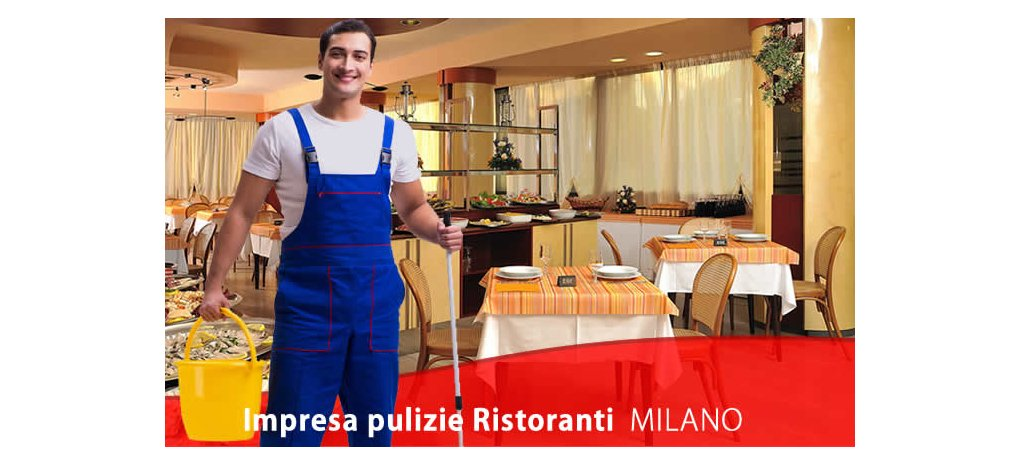 Pulizie Ristoranti Milano