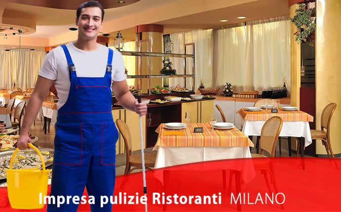 Impresa pulizie Ristoranti Quartiere Torretta Mialno