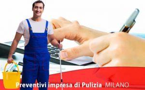 Preventivi impresa di Pulizia Milano