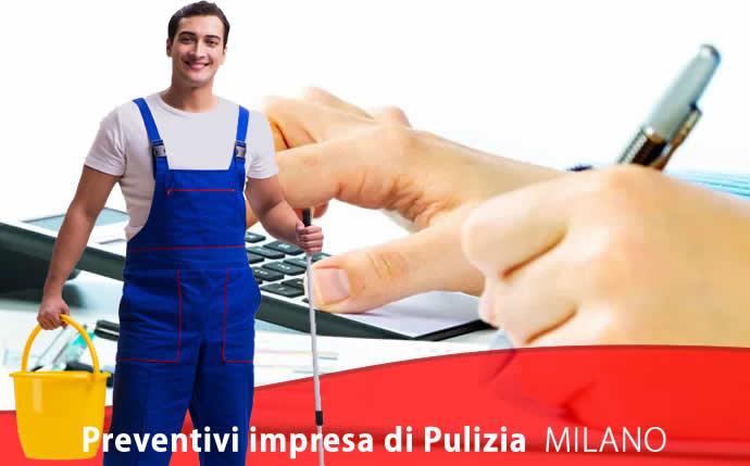 Preventivi impresa di Pulizia San Giuliano Milanese