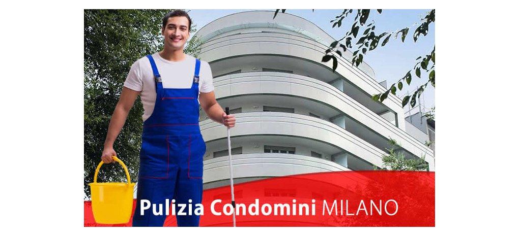 Pulizie condomini Milano