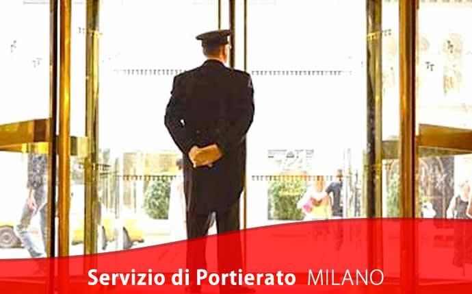 Servizio di Portierato Ponte Seveso Milano