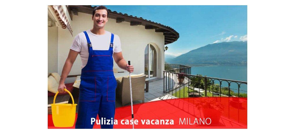 Pulizia Case Vacanza Milano