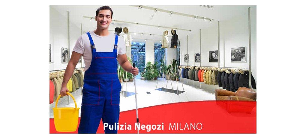 Pulizia Negozi Milano