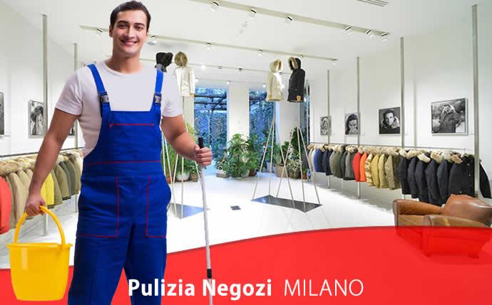 Pulizia Negozi Viale Beatrice D Este Milano