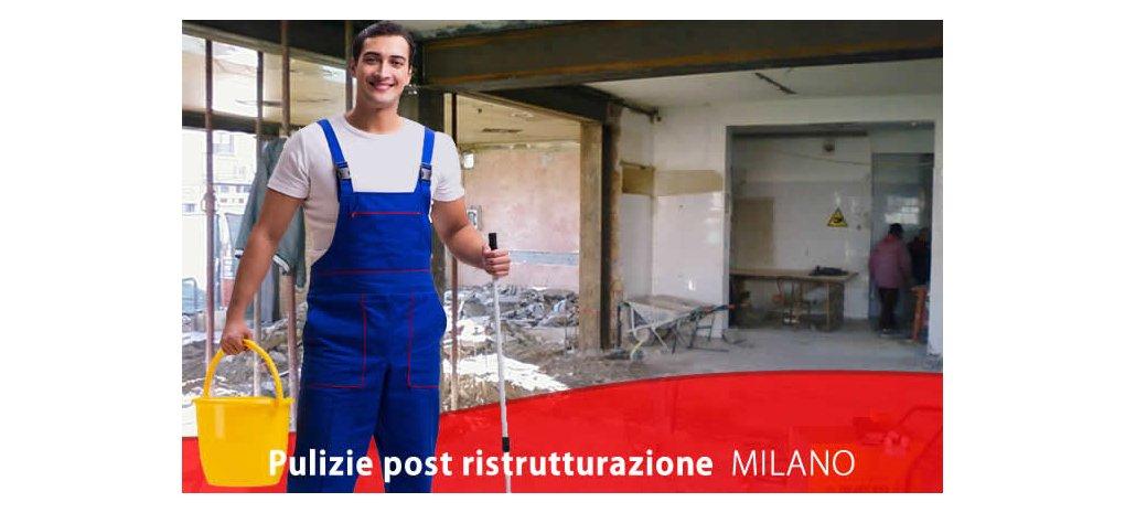 Pulizie post ristrutturazione Milano