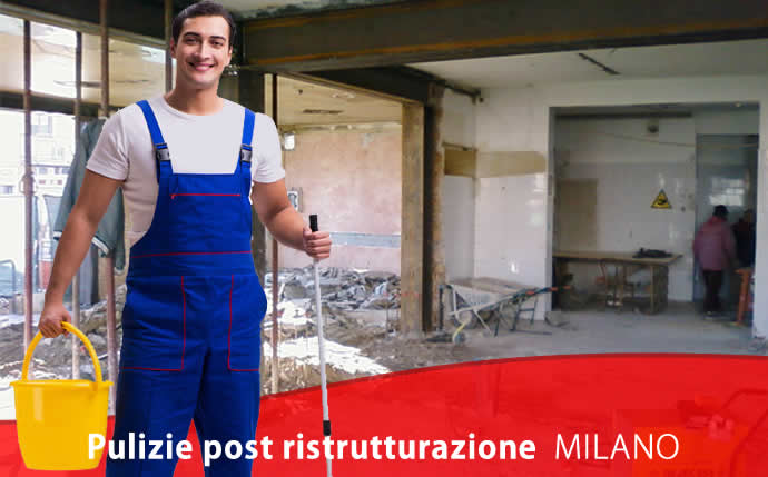 Pulizie post ristrutturazione Motta Visconti